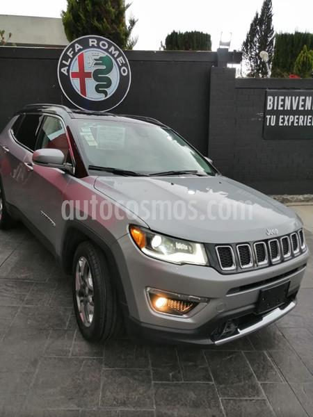 Jeep Compass Limited Premium usado (2018) color Plata Dorado precio $385,000