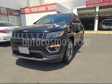 Jeep Compass Limited usado (2018) color Negro precio $379,900