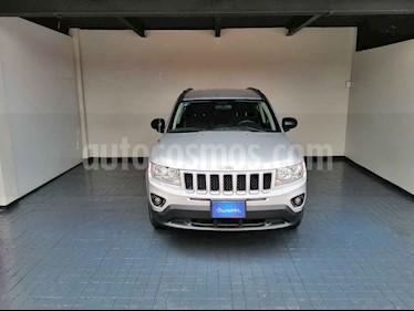 foto Jeep Compass 5p Sport aut 4x2 CVT usado (2012) color Negro precio $154,000