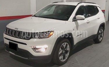 Jeep Compass 4x4 Limited CVT usado (2019) color Blanco precio $439,000