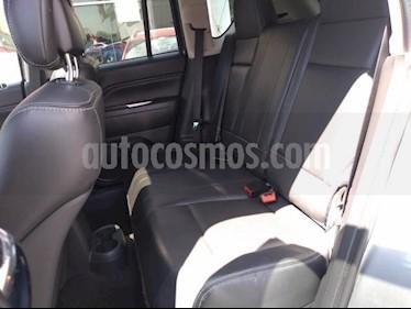 Jeep Compass 5P LIMITED TA A/AC. AUT. PIEL QC DVD GPS RA-18 usado (2014) color Plata precio $189,000