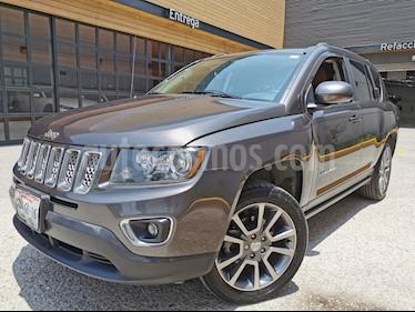 Jeep Compass 4x2 Limited Aut usado (2017) color Gris precio $280,000