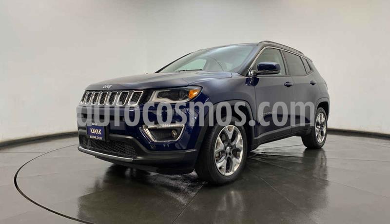 Jeep Compass Trailhawk 4X4 usado (2018) color Azul precio $407,999