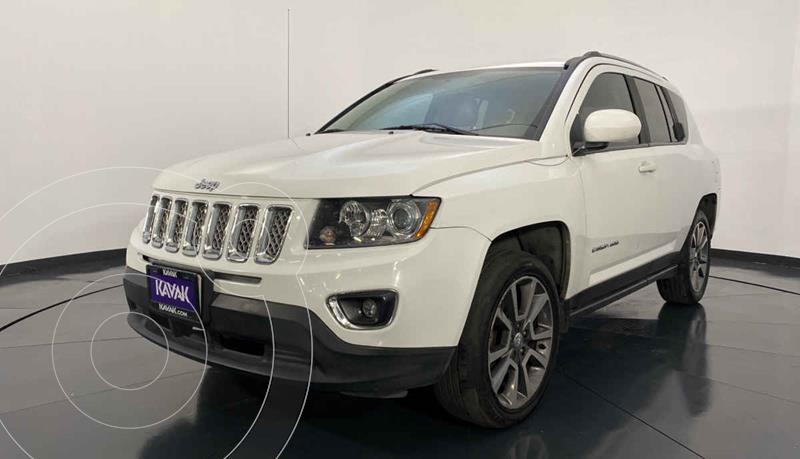 Jeep Compass 4x2 Limited Aut usado (2014) color Blanco precio $194,999