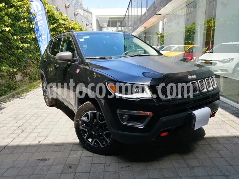 Jeep Compass Trailhawk 4X4 usado (2019) color Negro precio $520,000