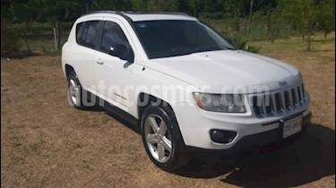 Jeep Compass 4x2 Limited Aut usado (2012) color Blanco precio $160,000