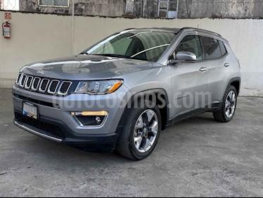 Jeep Compass 4x2 Limited Aut usado (2018) color Plata precio $339,800