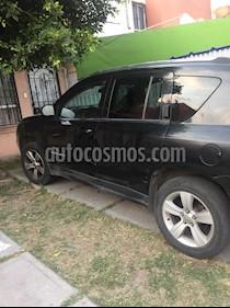 Jeep Compass 4x2 Sport CVT usado (2012) color Negro precio $118,000