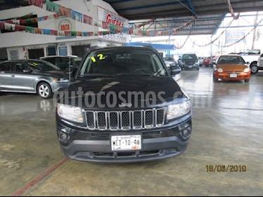 Jeep Compass 4x2 Sport usado (2012) color Negro precio $140,000