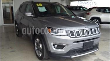 Foto Jeep Compass 4x2 Limited Aut usado (2018) color Plata precio $420,000
