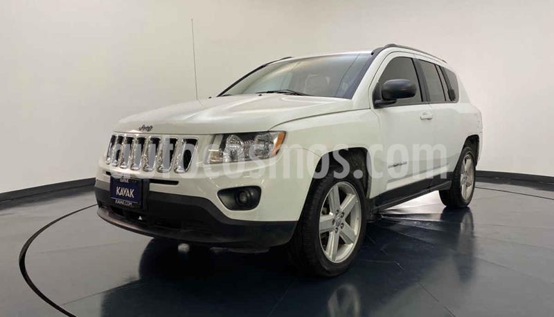 Jeep Compass 4x2 Limited Aut usado (2013) color Blanco precio $197,999