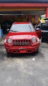 Foto Jeep Compass 4x2 Sport CVT usado (2008) color Rojo precio $88,000