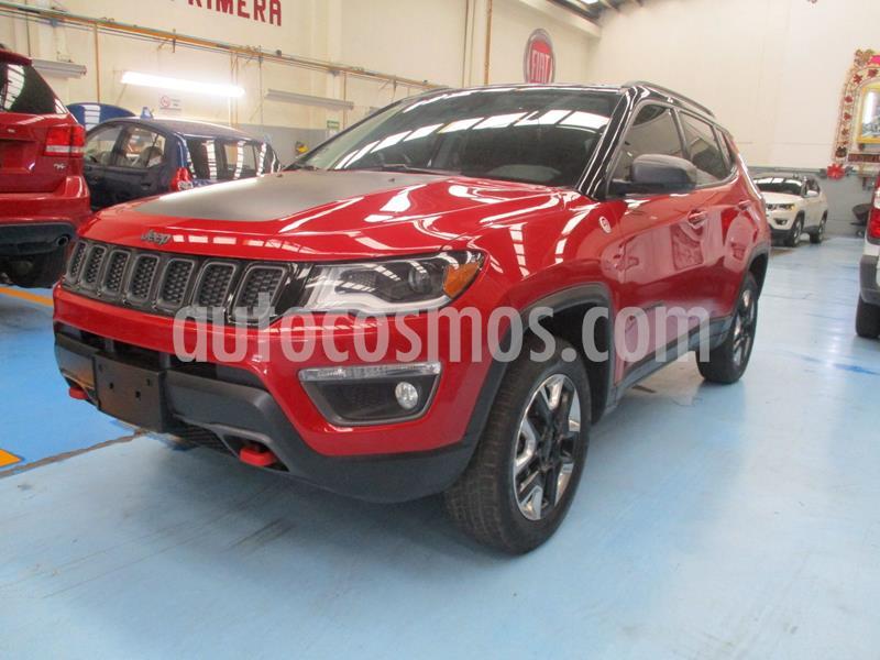 Jeep Compass Trailhawk 4X4 usado (2018) color Rojo precio $495,000
