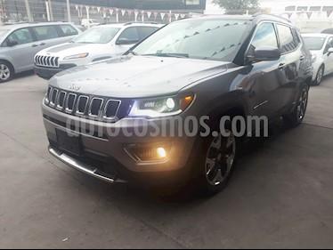Jeep Compass 4x4 Limited CVT usado (2018) color Plata precio $400,000