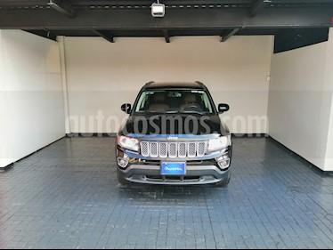 Jeep Compass 4x2 Limited Aut usado (2015) color Negro precio $233,800