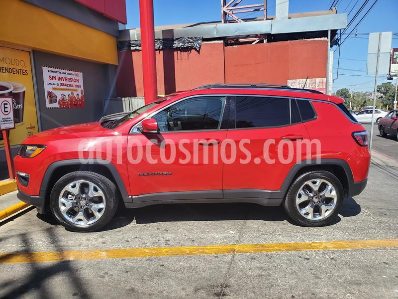 foto Jeep Compass 4x2 Limited Premium CVT Nav  usado (2019) color Rojo precio $415,000