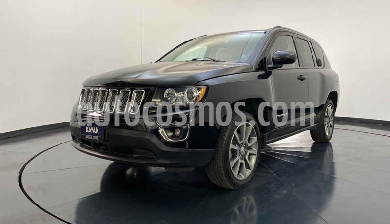 Jeep Compass 4x2 Limited Aut usado (2014) color Negro precio $207,999