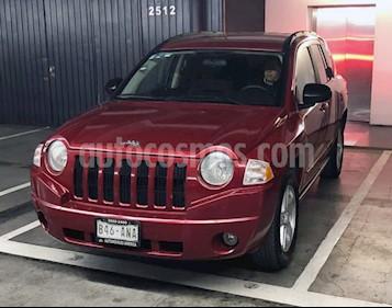 Jeep Compass 4x2 Sport usado (2010) color Rojo precio $103,000