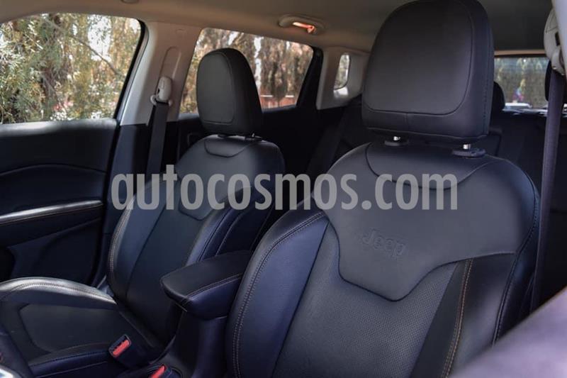 Jeep Compass 4x2 Limited Aut usado (2020) color Gris precio $520,000