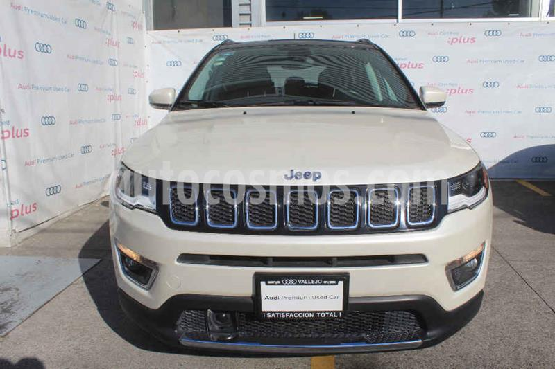 Jeep Compass 4x2 Limited Aut usado (2019) color Blanco precio $430,000