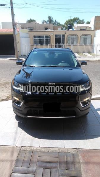 Jeep Compass Limited Premium usado (2019) color Negro precio $570,000