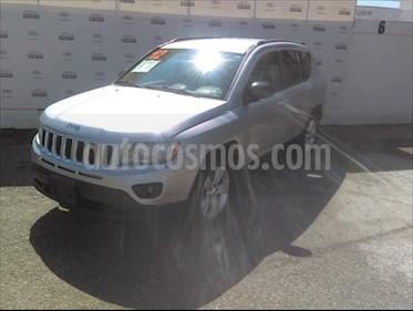 Jeep Compass 4x2 Sport CVT usado (2012) color Plata precio $155,000