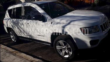 Jeep Compass 4x2 Base usado (2013) color Blanco precio $159,000
