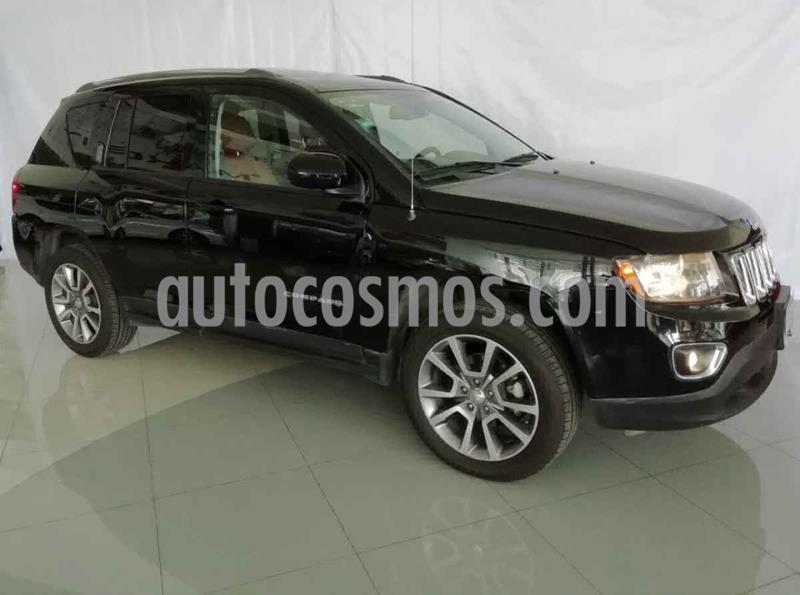 Jeep Compass 4x2 Limited Aut usado (2016) color Negro precio $255,000