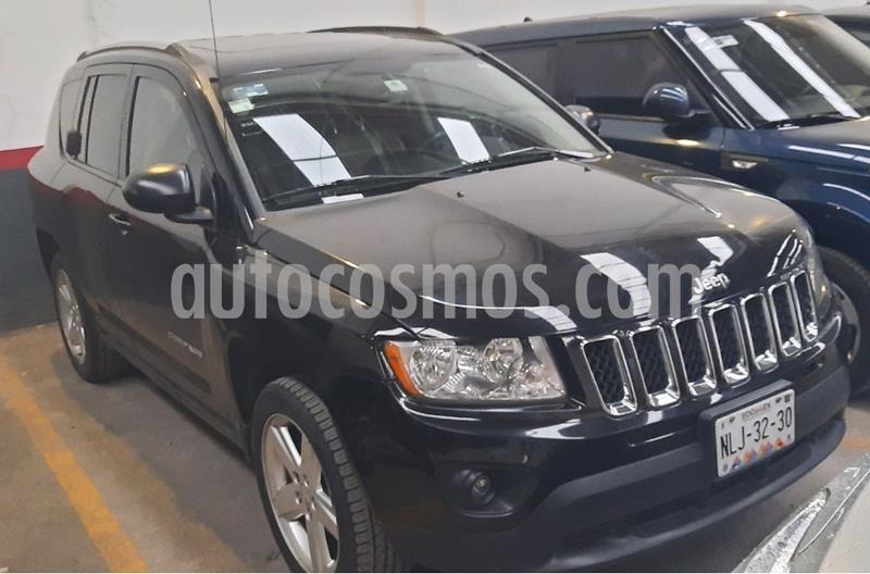 Jeep Compass 4x2 Limited Premium CVT usado (2012) color Negro precio $168,000