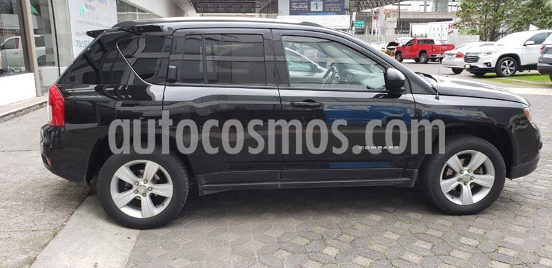 Jeep Compass 4x4 Limited CVT usado (2014) color Negro precio $205,000