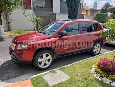 Jeep Compass 4x2 Limited Aut usado (2012) color Rojo precio $139,000