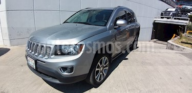 Jeep Compass 4x2 Limited Aut usado (2015) color Plata Martillado precio $225,000