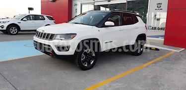 Jeep Compass Trailhawk 4X4 usado (2018) color Blanco precio $480,000