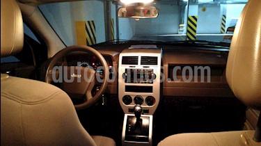 Jeep Compass  2.4L Longitude 4x4 Aut  usado (2008) color Gris precio $8,800