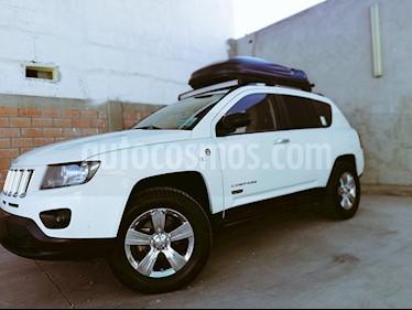 Foto venta Auto usado Jeep Compass  Sport 4x4  (2015) color Blanco precio $10.000.000