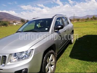 Foto venta Auto usado Jeep Compass  Sport 4x4  (2011) color Gris precio $5.850.000