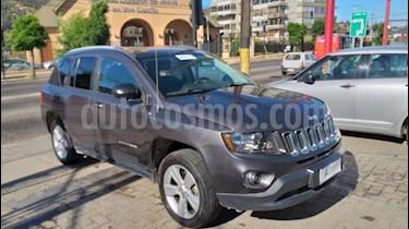 Foto venta Auto usado Jeep Compass  Sport (2015) color Gris Oscuro precio $7.500.000