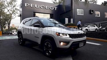 Foto venta Auto usado Jeep Compass Trailhawk 4X4 (2018) color Blanco precio $529,900