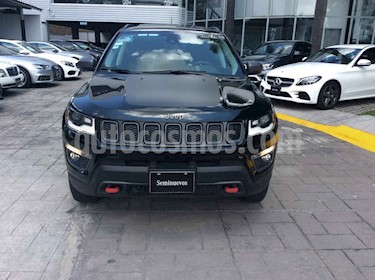 Jeep Compass Trailhawk 4X4 usado (2018) color Negro precio $495,000