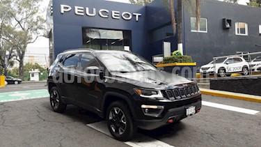 Foto venta Auto usado Jeep Compass Trailhawk 4X4 (2018) color Negro precio $519,900