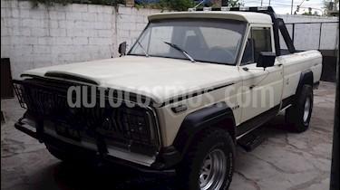 Foto venta Auto usado Jeep Gladiator 1000 4x2 (1970) color Beige precio $145.000