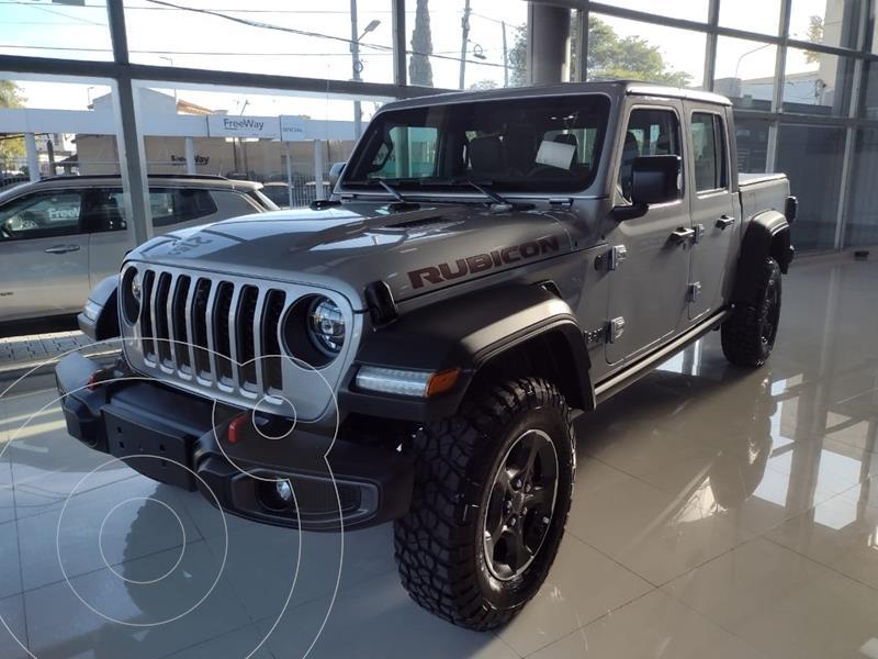 Foto Jeep Gladiator Overland 3.6L 4x4 Aut nuevo color Plata precio u$s100.000
