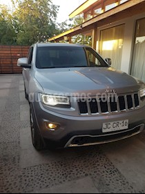 Jeep Grand Cherokee 3.0L Limited TD 4x4 usado (2017) color Gris precio $27.700.000