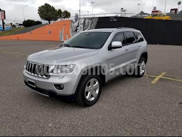 Foto venta Auto usado Jeep Grand Cherokee 3.6 Aut (2013) color Gris Claro precio $1.500.000