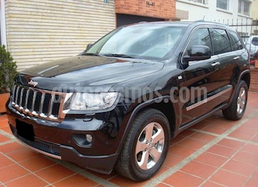 Jeep Grand Cherokee 3.6L Limited 4x4 usado (2012) color Negro precio $50.000.000