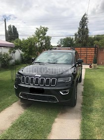 Jeep Grand Cherokee 3.6L Limited LX 4x4 usado (2017) color Negro precio $27.000.000