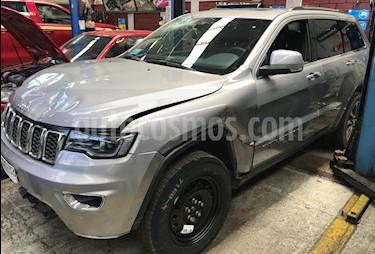 Foto venta Auto usado Jeep Grand Cherokee 3.6L Limited LX 4x4 (2018) color Plata precio $17.000.000