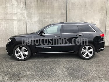 Jeep Grand Cherokee 3.6Tdi Limited 4x4  usado (2014) color Negro precio u$s6,800