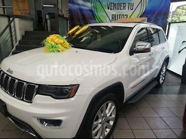 Foto venta Auto usado Jeep Grand Cherokee 4x4 Overland 5.7L V8 Tech Group  (2017) color Blanco precio $649,000