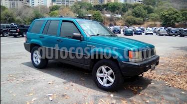 Jeep Grand Cherokee 4x4 usado (1996) color Azul precio u$s2.500